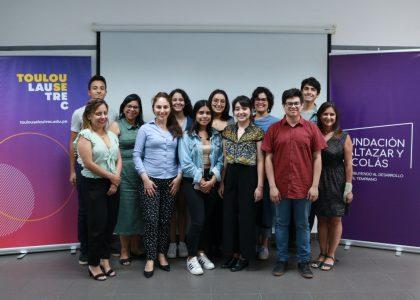 Reconocimiento al talento – Alianza estratégica entre la Fundación y la Escuela Toulouse Lautrec
