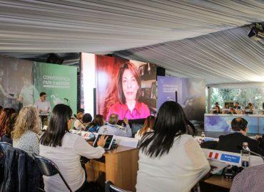"""Fundación participa en lanzamiento de la Red de Líderes """"Convergencia para la Acción"""""""