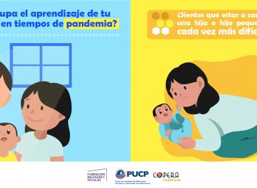 ECIC 19: Instituciones se comprometen con la difusión de mensajes para las familias en tiempos de pandemia
